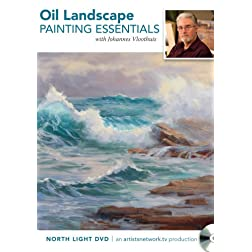 Oil Landscape Painting Essentials with Johannes Vloothuis