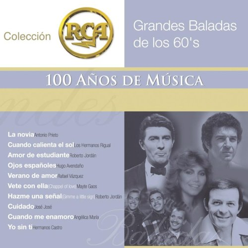 Various Artists - Grandes Baladas de los 60