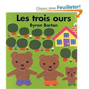 Les Trois Ours: Les Trois Ours [Relié]