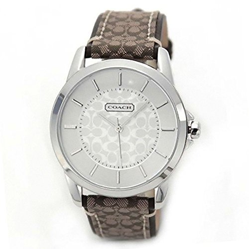 Coach Ladies CLASI Analog Dress Quartz Watch NWT 14601506