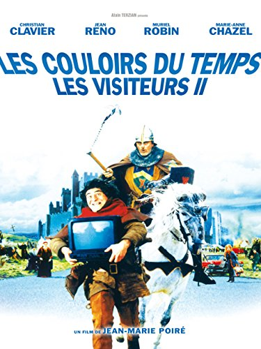 The Visitors 2 (Les couloirs du temps : Les visiteurs 2) (English Subtitled)