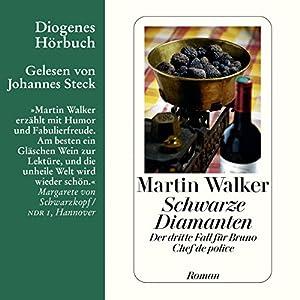Schwarze Diamanten (Bruno Courrèges 3) Audiobook