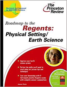 nys earth science regents review book