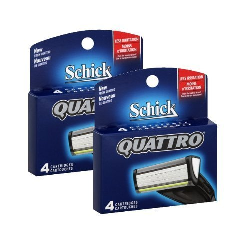 schick-quattro-refill-cartridges-4-count-packages-pack-of-2-by-schick