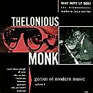 Genius Of Modern Music Volume One [LP]