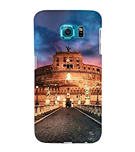 Fuson Premium Back Case Cover Kings palace With Multi Background Degined For Samsung Galaxy S6 Edge+ G928::Samsung Galaxy S6 Edge Plus G928F