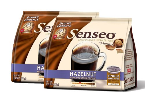 Senseo Hazelnut Coffee Pods - (Pack of 2) (Senseo Hazelnut Coffee Pods compare prices)
