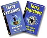 Terry Pratchett Discworld Two-Book Set:  Witches Abroad and Reaper Man (0060537469) by Pratchett, Terry