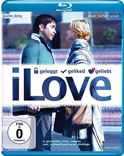 iLove - geloggt geliked geliebt [Blu-ray]
