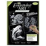 Royal & Langnickel Silver Engraving A...