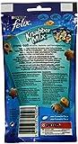 Felix Knabber Mix Katzensnack Strandspaß, 8er Pack (8 x 60 g) -