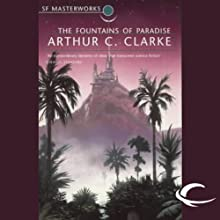 The Fountains of Paradise (       UNABRIDGED) by Arthur C. Clarke Narrated by Marc Vietor