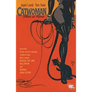 Catwoman: When in Rome (Batman)