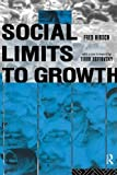 img - for Social Limits to Growth book / textbook / text book
