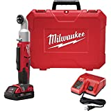 """Milwaukee 2668-21CT M18 2-Speed 3/8"""" Right Angle Impact Wrench - 1CT Kit"""
