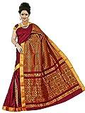 Brindavan 1000 Mango Poly Silk Rich Pallu Party Wear Saree (19893228b)