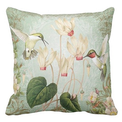 Modern-Vintage-French-Hummingbirds-Throw-Pillow-Case