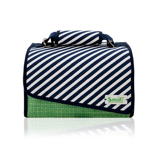 Bolso Portalimentos Snailbag Sailor Green