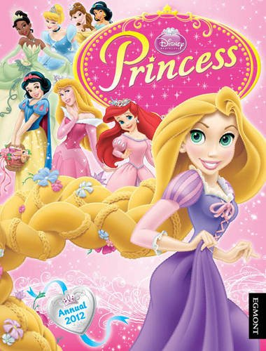 Disney Princess Annual 2012 (Annuals 2012)