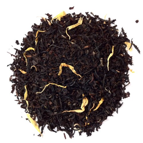 Organic Passion Fruit Black Tea, Loose Leaf Bag, Positively Tea Llc. (1 Lb.)