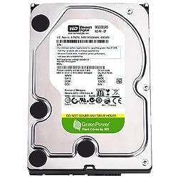 WD AV-GP 3 TB AV Hard Drive: 3.5 Inch, SATA II, 64 MB Cache - WD30EURS