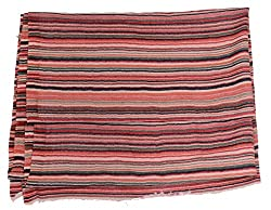 Kinari Women's Pashmina Stole (Multicolor)