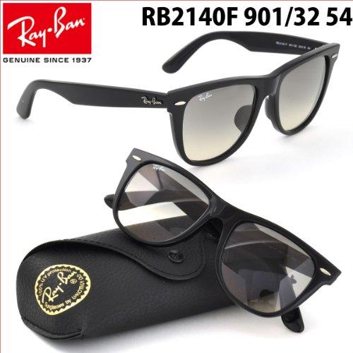 【レイバン国内正規品販売認定店】世界的に有名なRay-Ban RayBan(レイバン)ウェイファーラー、フルフィッティングモデル RB2140F 901/32 54