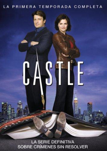 Castle - Temporada 1 Completa [DVD]