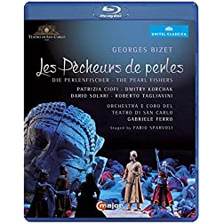 Bizet: Les Pecheurs De Perles [Blu-ray]
