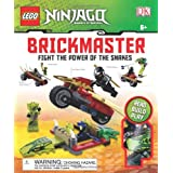 LEGO Ninjago: Fight the Power of the Snakes Brickmaster [Hardcover]