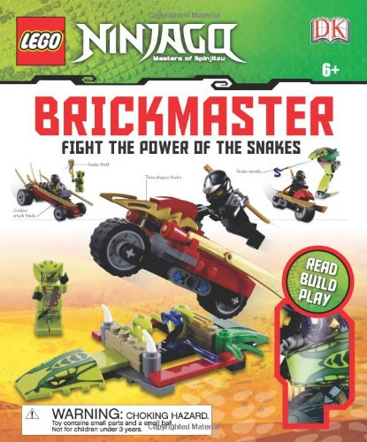 LEGO NINJAGO: Fight the Power of the Snakes Brickmaster PDF