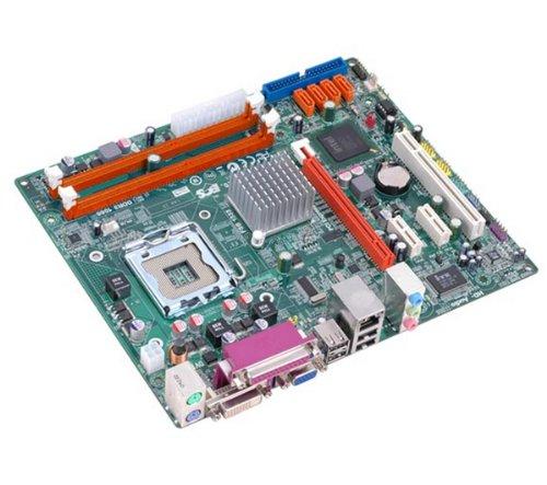 ECS G41T-M6 Intel Core 2 Quad/ LGA 775/ Intel G41/ 2DDR3-1066/GbE/ DVI/ VGA/ VIA VT1705 6-CH Audio Micro ATX Motherboard
