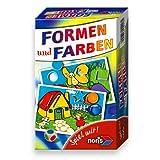 """Noris Spiele 606094218 - Formen & Farben, Reise- und Mitbringspielvon """"Noris Spiele"""""""