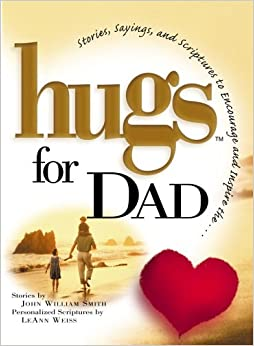 Personalized book for dad from daughter