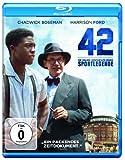 DVD Cover '42 - Die wahre Geschichte einer Sportlegende  (inkl. Digital Ultraviolet) [Blu-ray]