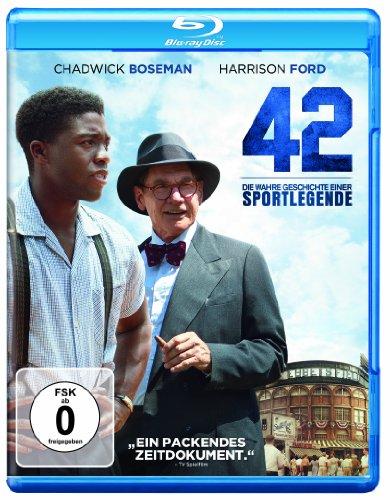 42 - Die wahre Geschichte einer Sportlegende (inkl. Digital Ultraviolet) [Blu-ray]