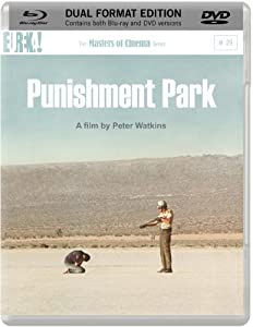 Punishment Park [Blu-ray]