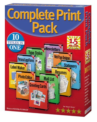 Complete Print PackB00006I548