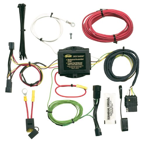 Hopkins 11141485 Plug-In Simple Vehicle to Trailer Wiring Kit david hopkins reading paradise lost