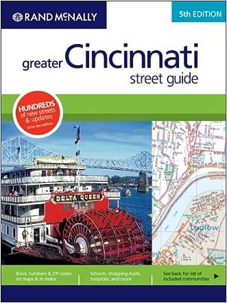 Rand McNally 5th Edition Greater Cincinnati street guide written by Rand McNally