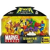 Hasbro - Figurine - Figurine - Attacktix  Starter Marvel
