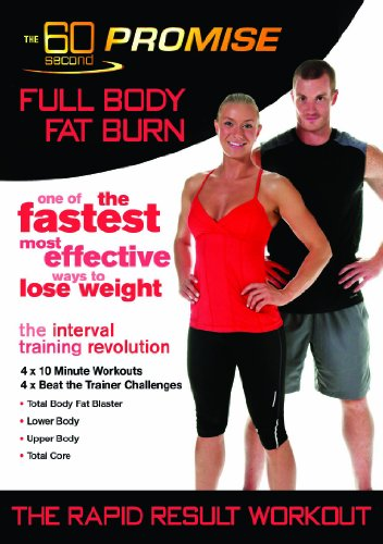 60 Second Promise : Full Body Fat Burn [DVD]