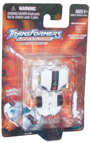 "Transformers Universe Spy Changer 3"" Autobot Jazz Special operations expert C-1063A 6425940100 2660126548 - 1"