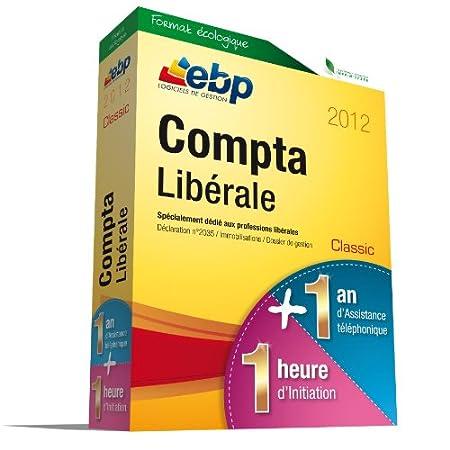 EBP Compta Libérale Classic 2012  + Services VIP