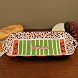 Magnolia Lane College UF Square Stadium Platter