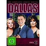 Dallas - Die komplette fünfte Staffel 7 DVDs