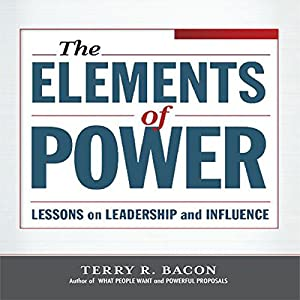 Elements of Power Audiobook