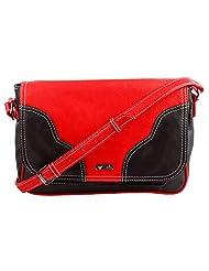 Beau Design Beige Color Sling Bag