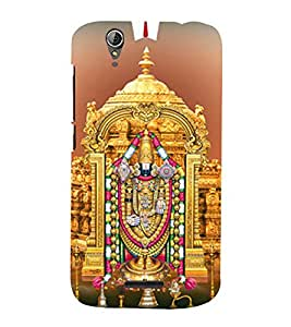 Sri Venkateswara 3D Hard Polycarbonate Designer Back Case Cover for Acer Liquid Zade Z630 : Acer Liquid Zade Z630S