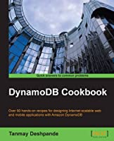 DynamoDB Cookbook Front Cover